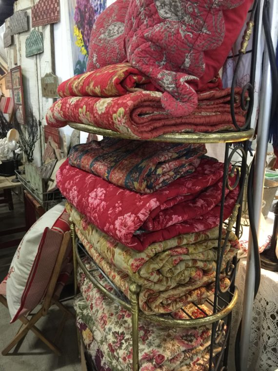 FRENCH BLANKETS